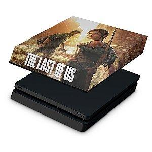 PS4 Slim Capa Anti Poeira - The Last of Us
