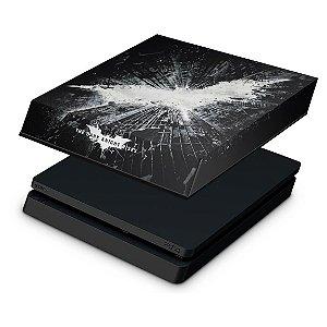 PS4 Slim Capa Anti Poeira - Batman - The Dark Knight