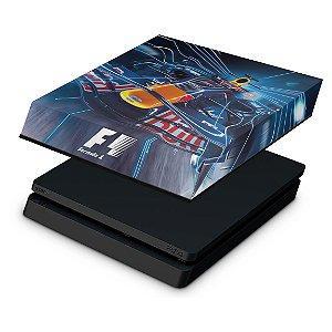 PS4 Slim Capa Anti Poeira - Formula 1