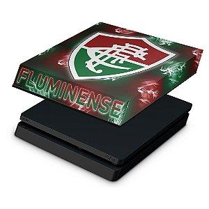 PS4 Slim Capa Anti Poeira - Fluminense