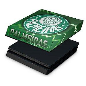 PS4 Slim Capa Anti Poeira - Palmeiras