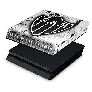 PS4 Slim Capa Anti Poeira - Atletico Mineiro
