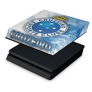 PS4 Slim Capa Anti Poeira - Cruzeiro