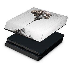 PS4 Slim Capa Anti Poeira - The Evil Within