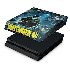 PS4 Slim Capa Anti Poeira - Watchmen