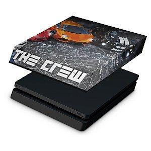 PS4 Slim Capa Anti Poeira - The Crew