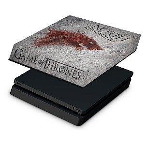 PS4 Slim Capa Anti Poeira - Game of Thrones #A