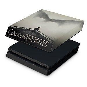 PS4 Slim Capa Anti Poeira - Game of Thrones #B