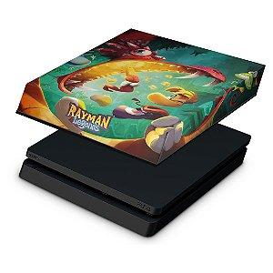 PS4 Slim Capa Anti Poeira - Rayman Legends
