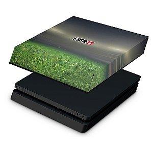 PS4 Slim Capa Anti Poeira - Fifa 15