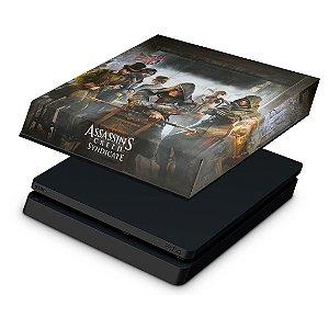 PS4 Slim Capa Anti Poeira - Assassins Creed Syndicate