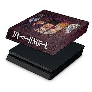 PS4 Slim Capa Anti Poeira - Death Note