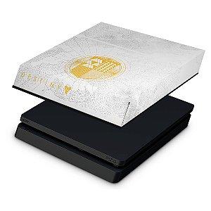 PS4 Slim Capa Anti Poeira - Limited Edition Destiny