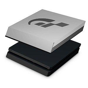 PS4 Slim Capa Anti Poeira - Gran Turismo Edition