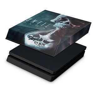 PS4 Slim Capa Anti Poeira - Until Dawn
