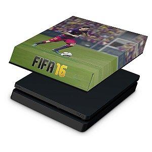 PS4 Slim Capa Anti Poeira - Fifa 16