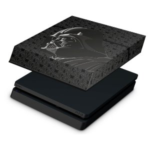 PS4 Slim Capa Anti Poeira - Star Wars Battlefront Especial Edition