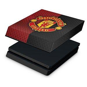 PS4 Slim Capa Anti Poeira - Manchester United