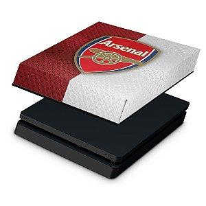 PS4 Slim Capa Anti Poeira - Arsenal