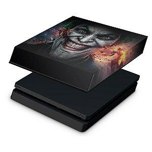 PS4 Slim Capa Anti Poeira - Coringa Joker