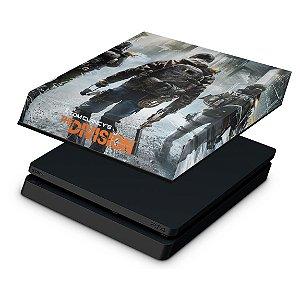 PS4 Slim Capa Anti Poeira - Tom Clancy's The Division