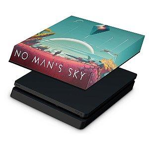PS4 Slim Capa Anti Poeira - No Man's Sky