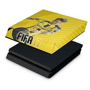 PS4 Slim Capa Anti Poeira - Fifa 17