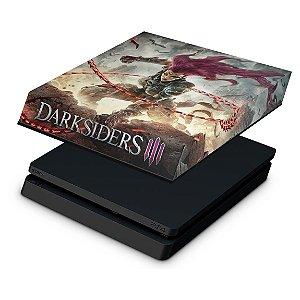 PS4 Slim Capa Anti Poeira - Darksiders 3