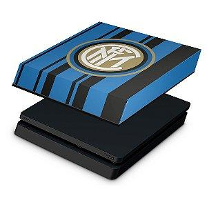 PS4 Slim Capa Anti Poeira - Inter De Milao FC