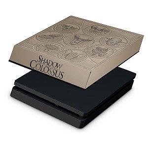 PS4 Slim Capa Anti Poeira - Shadow Of The Colossus
