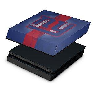 PS4 Slim Capa Anti Poeira - New York Giants - NFL