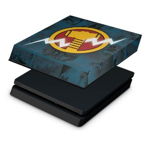 PS4 Slim Capa Anti Poeira - Thor Comics