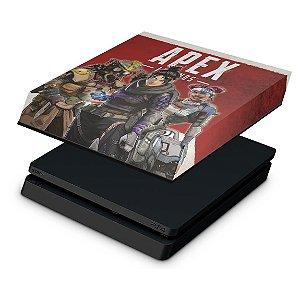 PS4 Slim Capa Anti Poeira - Apex Legends