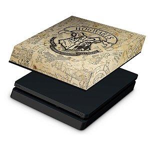 PS4 Slim Capa Anti Poeira - Harry Potter