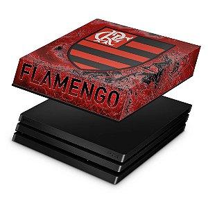 PS4 Pro Capa Anti Poeira - Flamengo