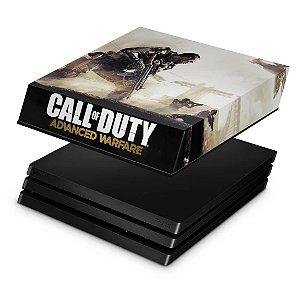 PS4 Pro Capa Anti Poeira - Call of Duty Advanced Warfare