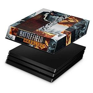 PS4 Pro Capa Anti Poeira - Battlefield Hardline