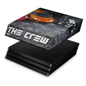 PS4 Pro Capa Anti Poeira - The Crew