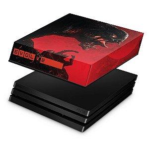 PS4 Pro Capa Anti Poeira - Evolve