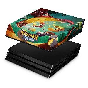 PS4 Pro Capa Anti Poeira - Rayman Legends