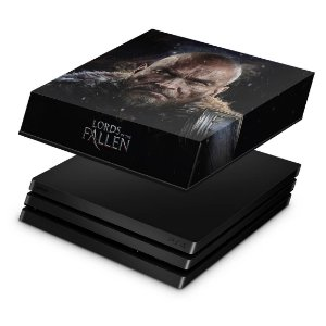 PS4 Pro Capa Anti Poeira - Lords of the Fallen