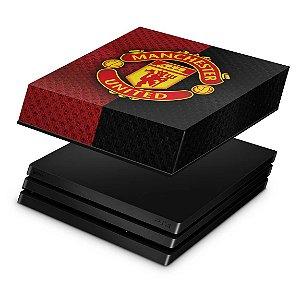 PS4 Pro Capa Anti Poeira - Manchester United