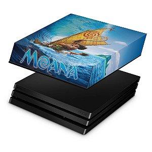 PS4 Pro Capa Anti Poeira - Moana