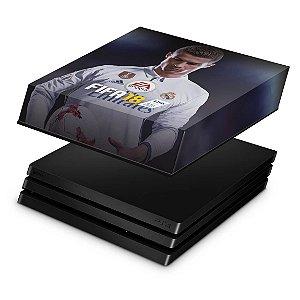 PS4 Pro Capa Anti Poeira - Fifa 18