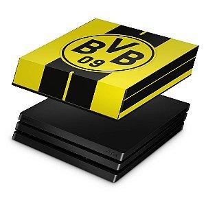 PS4 Pro Capa Anti Poeira - Borussia Dortmund BVB 09