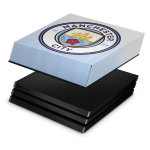 PS4 Pro Capa Anti Poeira - Manchester City FC