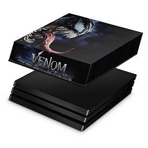 PS4 Pro Capa Anti Poeira - Venom