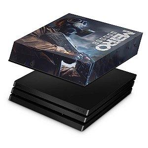 PS4 Pro Capa Anti Poeira - Metro Exodus