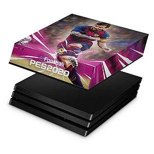 PS4 Pro Capa Anti Poeira - PES 2020