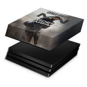 PS4 Pro Capa Anti Poeira - Call Of Duty Modern Warfare
